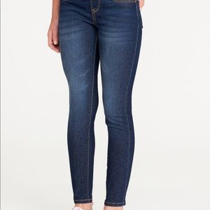 GAP DENIM // stretch athletic jeans
